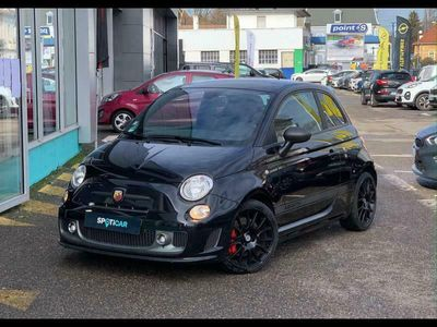 occasion Abarth 595 1.4 Turbo 180 Competizione garantie 1an
