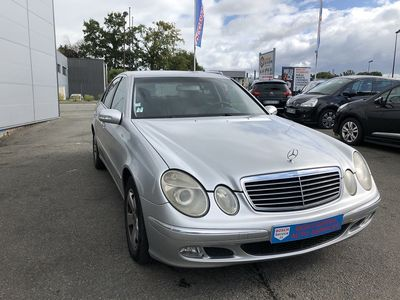 occasion Mercedes E270 ClasseCDI ELEGANCE BA