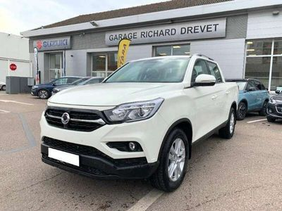 occasion Ssangyong Musso 220 e Xdi 181ch Tech 4wd