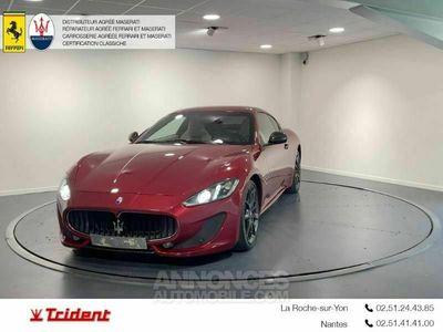 occasion Maserati Granturismo 4.7 460ch Sport BVR