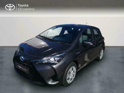 occasion Toyota Yaris 100h France 5p MY19