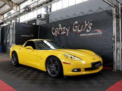 occasion Corvette C6 Coupe 6.2 V8 436