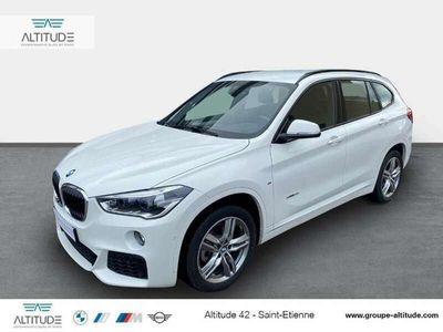 occasion BMW X1 sDrive18i 140ch M Sport