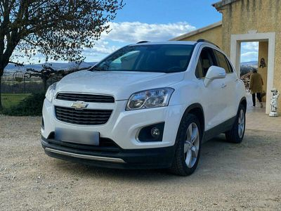 occasion Chevrolet Trax 1.7 VCDI 130 LT PLUS 2WD START-STOP