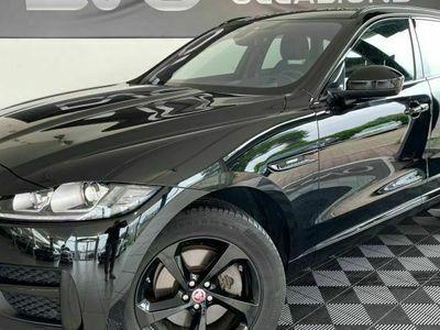 occasion Jaguar F-Pace V6 3.0 D 300 19CV R-SPORT 4X4 BVA8