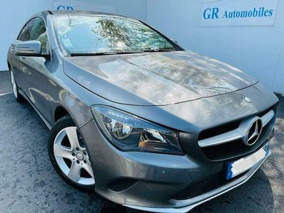 occasion Mercedes 200 CLA Inspiration7-G DCT