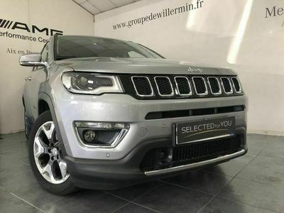 occasion Jeep Compass 1.6 MultiJet II 120ch Limited 4x2 Euro6d-T