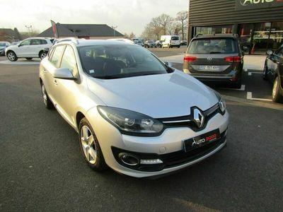 occasion Renault Mégane III Estate 1.5 DCI 110CH ENERGY LIFE ECO² EURO6 GPS