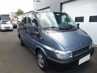 occasion Ford Transit Euroline 2.0 TDCi 125 chv Lit, Table, 7 places