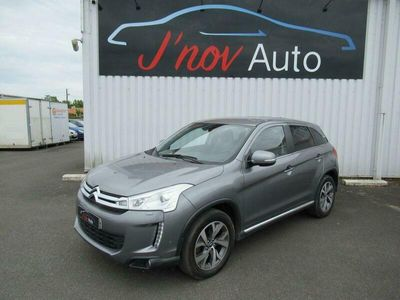 occasion Citroën C4 Aircross 1.8 HDI 4X2 EXCLUSIVE