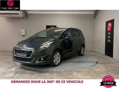 occasion Peugeot 5008 5008GENERATION-II 1.6 BLUEHDI 120 ALLURE