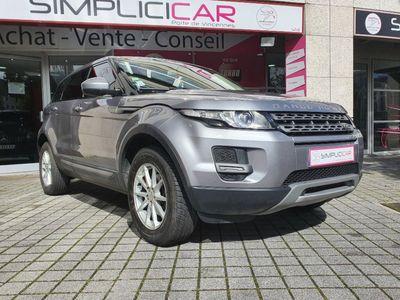 occasion Land Rover Range Rover evoque Mark I eD4 Pure