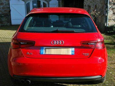 occasion Audi A3 1.8 TFSI 180 Quattro S Line S tronic 6