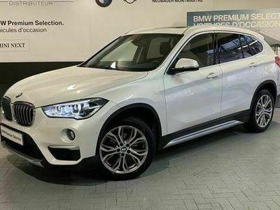 occasion BMW X1 sDrive18iA 140ch xLine DKG7 Euro6d-T