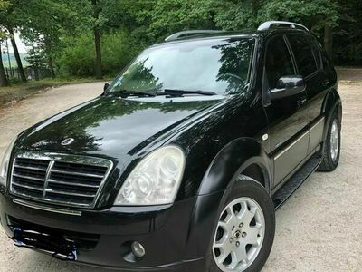occasion Ssangyong Rexton II 270 XVT 186 Grand Luxe A