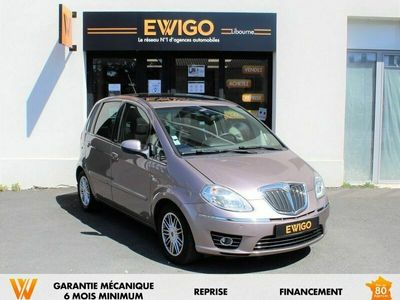 """occasion Lancia Musa (2) 1.4 16V 95 ch DFS PLATINO / TOIT OUVRANT PANORAMIQUE """" GARANTIE 6 MOIS """""""