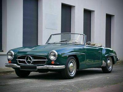 occasion Mercedes 190 SL 1960