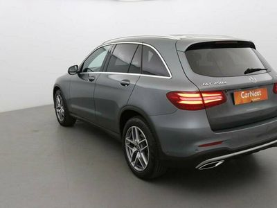 occasion Mercedes GLC250 d 204 4Matic 9G-Tronic Sportline