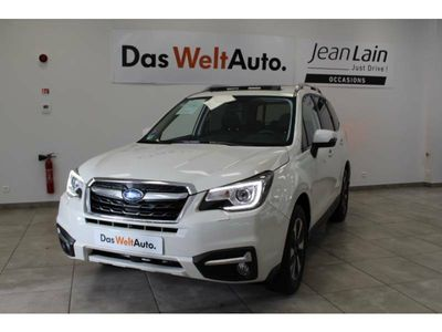 occasion Subaru Forester FORESTER 2016 - Blanc -2.0 150 ch Lineartronic Premium
