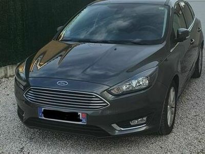 occasion Ford Focus 1.0 EcoBoost 125 S&S Black