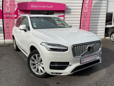 occasion Volvo XC90 D5 AWD 225 Inscription Geartronic A 7pl