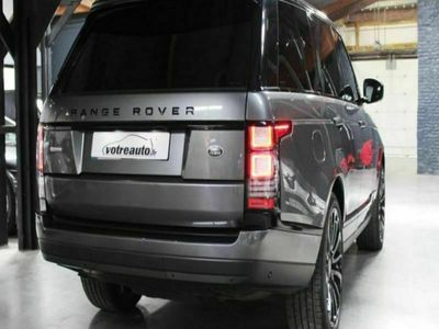 occasion Land Rover Range Rover IV 4.4 SDV8 AUTOBIOGRAPHY