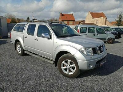 occasion Nissan Navara 2.5 dci 174 cv double cab hard/top cuir gps boite auto