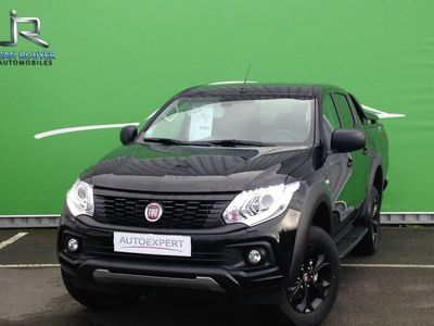 occasion Fiat Fullback 2.4 D 180ch Double Cabine Cross Stop&Start MY17