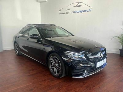 occasion Mercedes 200 CLASSE C (W205)D 160CH AMG LINE 9G-TRONIC