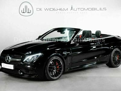 occasion Mercedes C63S AMG Classe CAMG CABRIOLET 7G-TRONIC 510