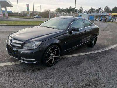 occasion Mercedes C220 Classe Coupé CDI BlueEfficiency Executive A