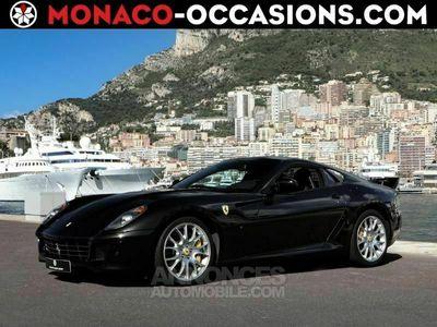 occasion Ferrari 599 GTB Fiorano V12 6.0 F1