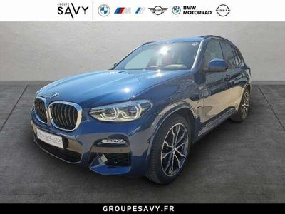 occasion BMW X3 xDrive25dA 231ch M Sport Euro6c