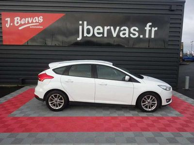 occasion Ford Focus 1.5 TDCi 120 Executive PowerShift+GPS