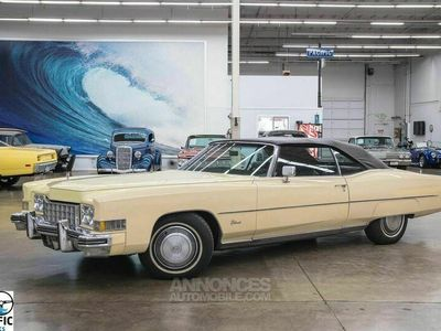 occasion Cadillac Eldorado 8.2 liter v-8 – 500ci prix tout compris