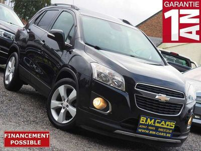 occasion Chevrolet Trax 1.7 D 4X4CLIM-CUIR-GPS*-PDC-CAMERA-CRUISE