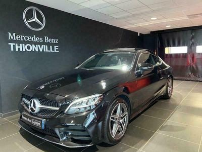 occasion Mercedes C220 Classed 194ch AMG Line 9G-Tronic Euro6d-T