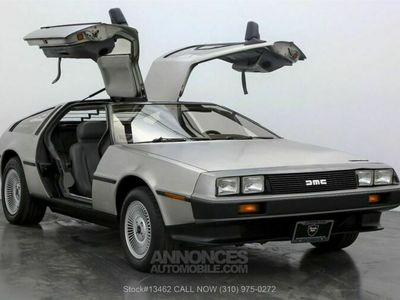 occasion De Lorean DMC-12 1982
