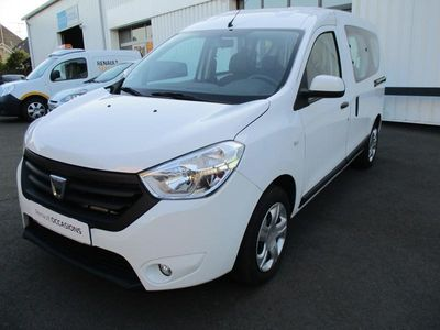 occasion Dacia Dokker Lauréate TCe 115