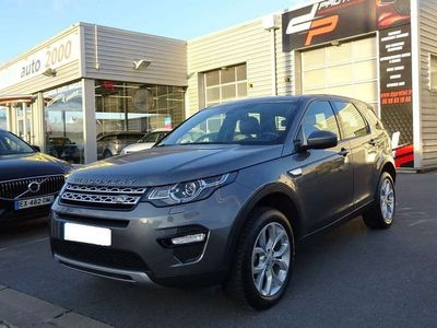 occasion Land Rover Discovery Sport 2.0 TD4 180CH AWD HSE BVA MARK II