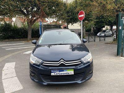 occasion Citroën C4 1.6 Hdi 90 Fap Business