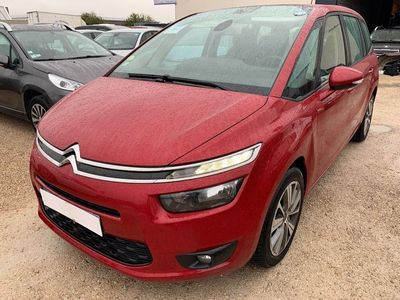 occasion Citroën Grand C4 Picasso 2015 - Rouge - 2.0 HDI EAT 150 BUSINESS