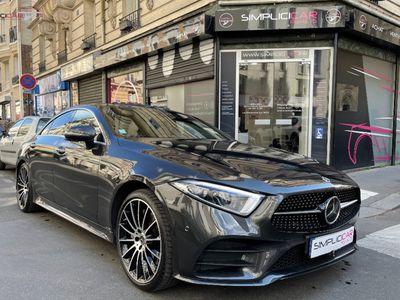 occasion Mercedes 450 CLASSE CLS COUPE4M. BVA9 AMG Line +