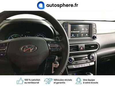 occasion Hyundai Kona 1.6 GDi hybrid 141ch Intuitive DCT-6 Euro6d-T EVAP