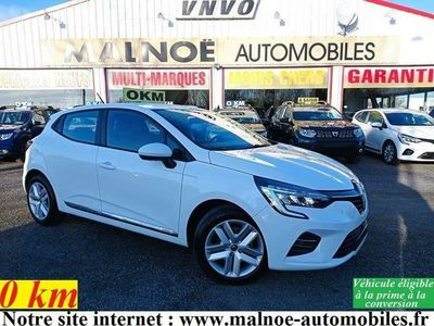 occasion Renault Clio 5 1.0 TCE 100 CH ZEN CLIM ANDROID AUTO + OPTIONS 0KM