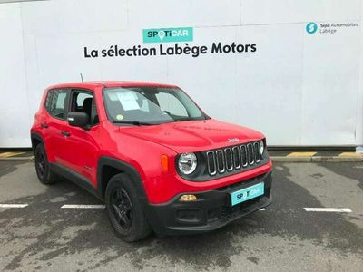 occasion Jeep Renegade 1.6 MultiJet S&S 120ch Sport