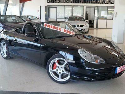 occasion Porsche Boxster 3.2i S
