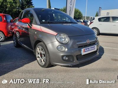 occasion Fiat 500 0.9 105 ch TwinAir S&S S