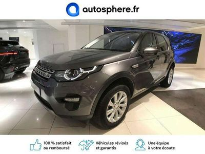 occasion Land Rover Discovery Sport 2.0 TD4 180ch AWD HSE Mark I