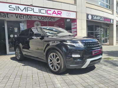 occasion Land Rover Range Rover evoque COUPE Dynamic Si4